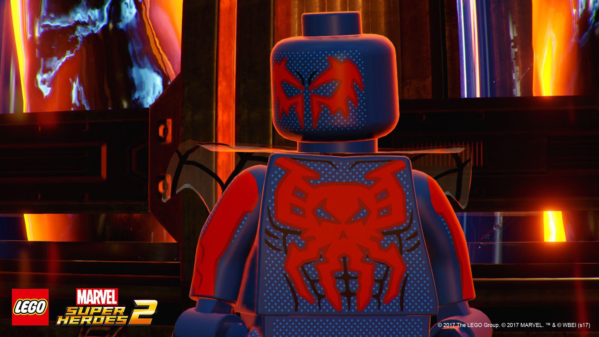 LEGO Marvel Super Heroes 2 (Nintendo Switch) - 4