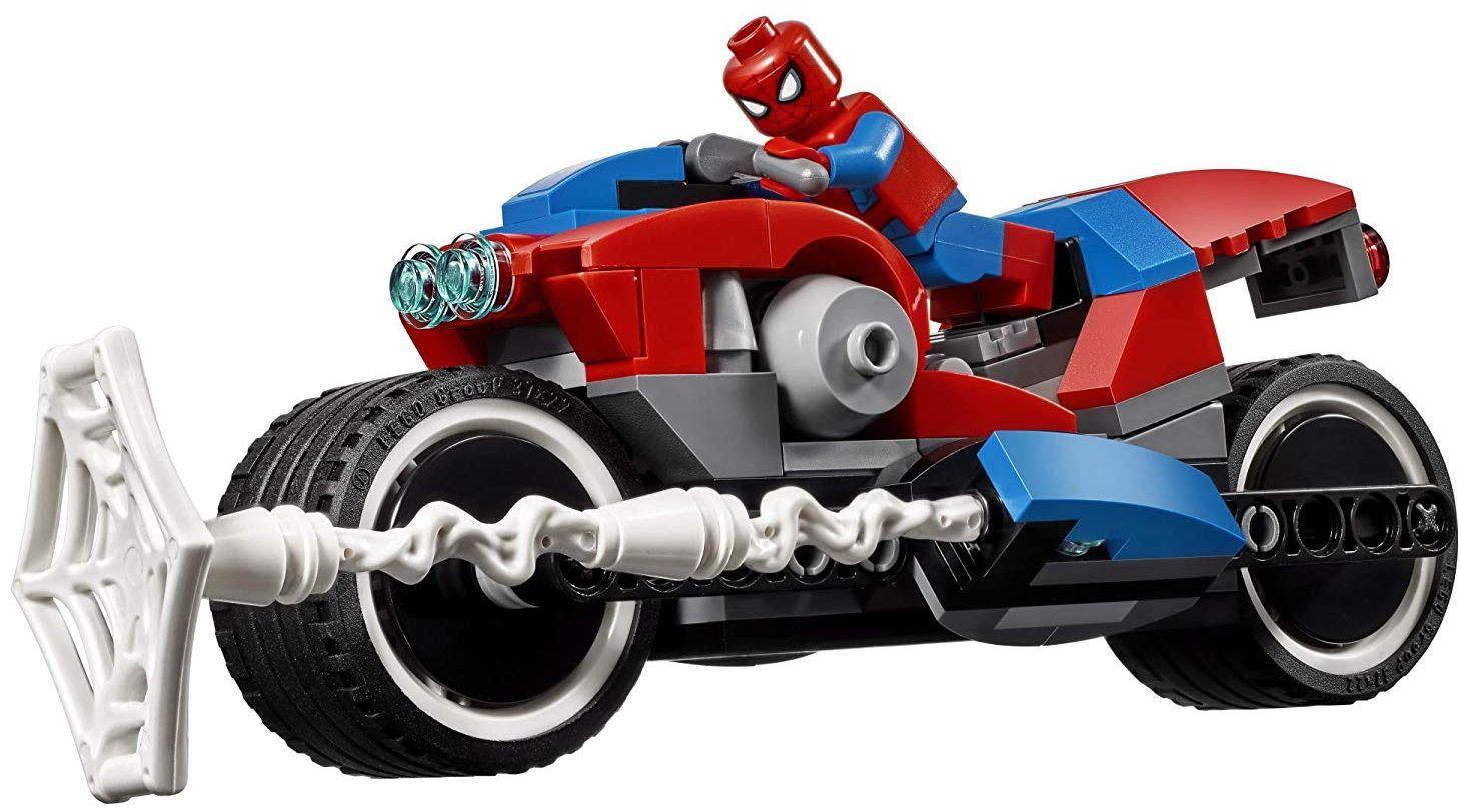 Конструктор Lego Marvel Super Heroes -Spider-Man Bike Rescue (76113) - 6