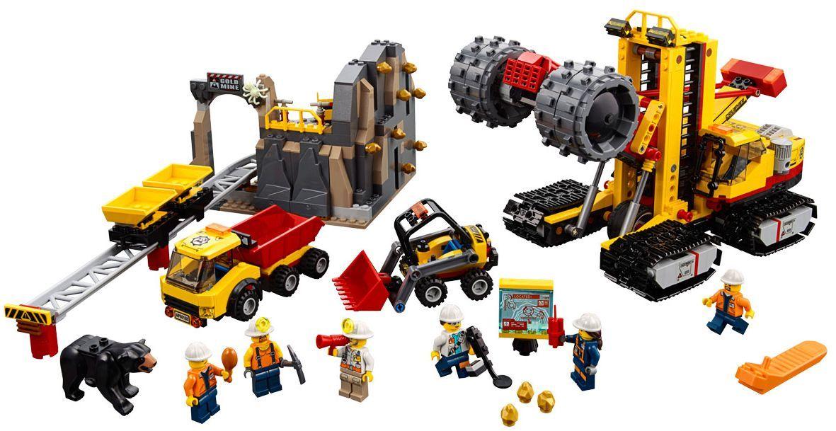 Конструктор Lego City - Място за експерти (60188) - 12