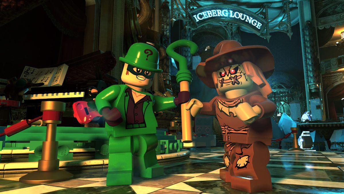 LEGO DC Super-Villains Deluxe Edition (PS4) - 3