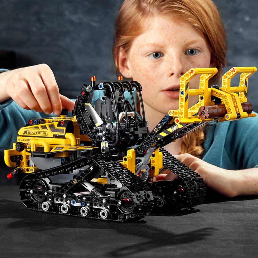 Конструктор Lego Technic - Верижен товарач (42094) - 8