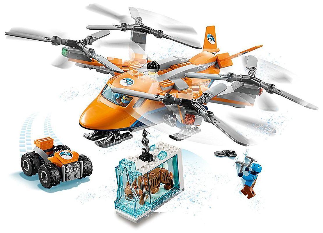 Конструктор Lego City - Арктически въздушен транспортьор (60193) - 5