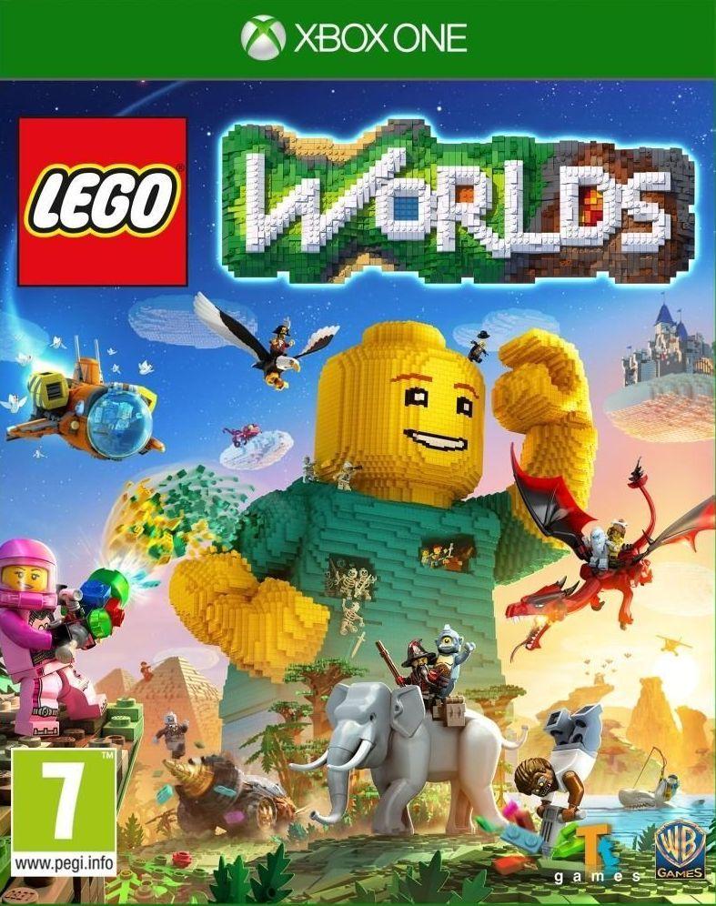 LEGO Worlds (Xbox One) - 1