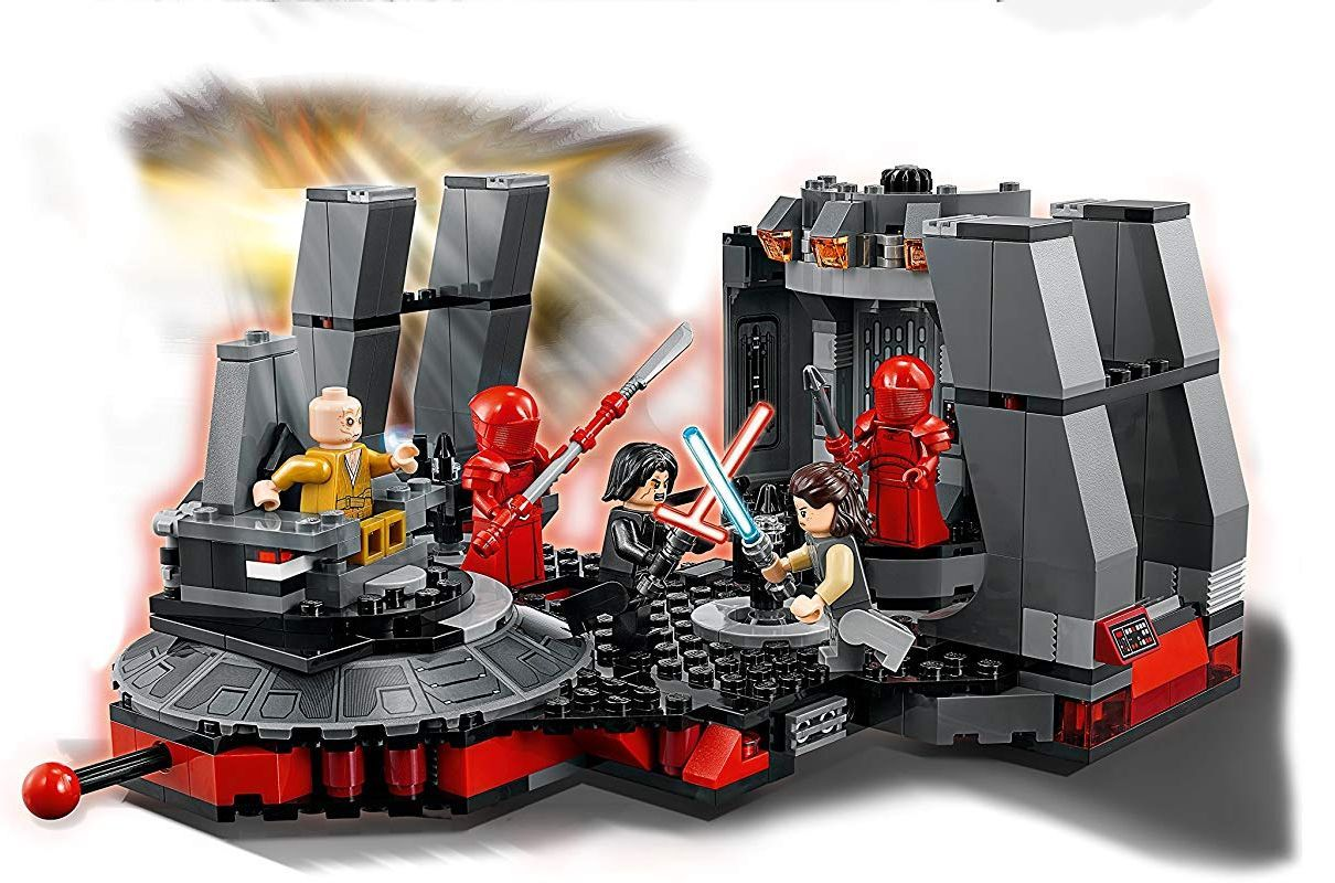 Конструктор Lego Star Wars - Snoke's Throne Room (75216) - 1