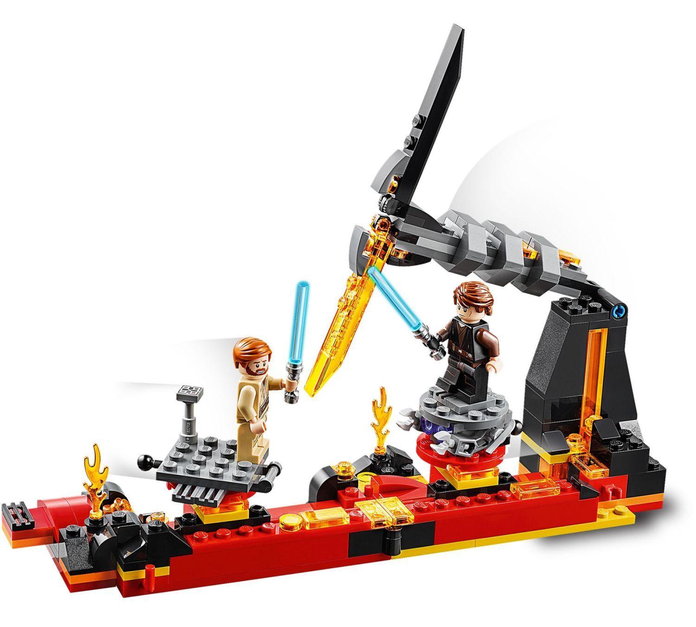 Конструктор Lego Star Wars - Дуел на Mustafar (75269) - 3