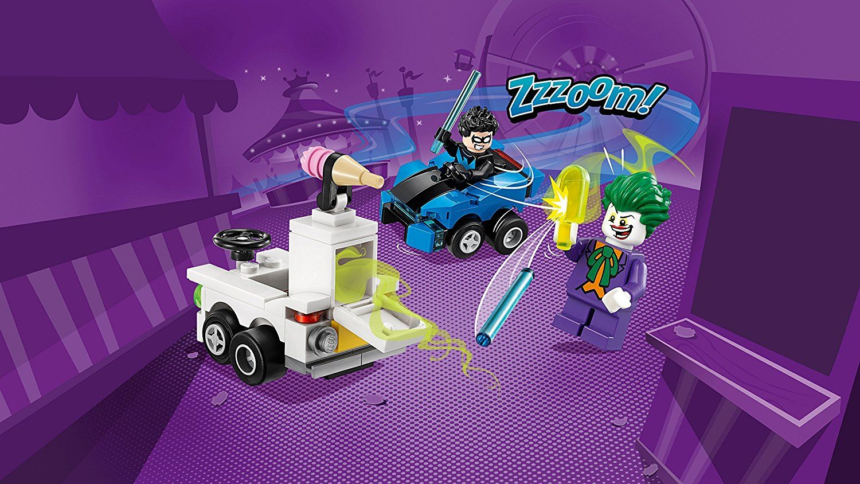 Конструктор Lego Super Heroes - Mighty Micros: Nightwing™ vs. The Joker™ (76093) - 4