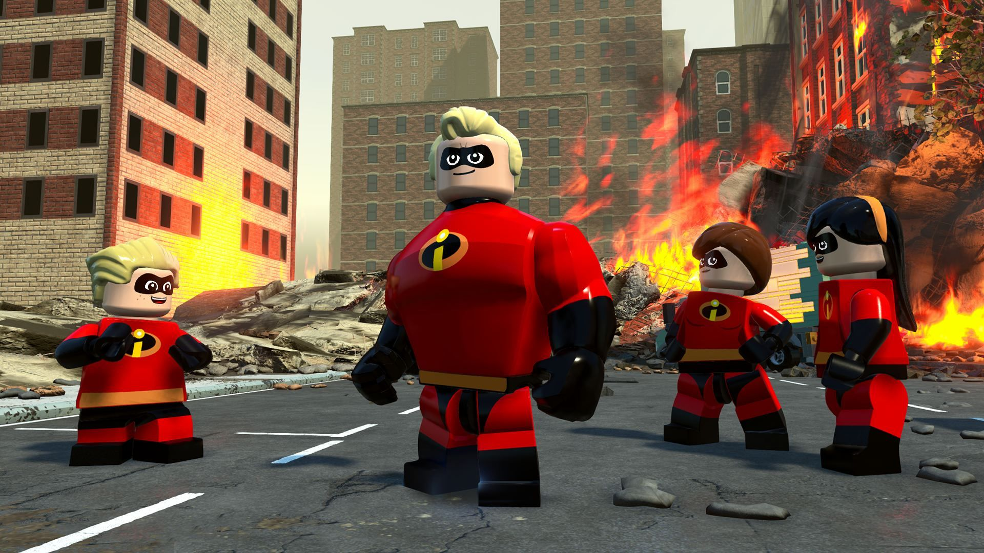 LEGO The Incredibles Toy Edition (Xbox One) - 7