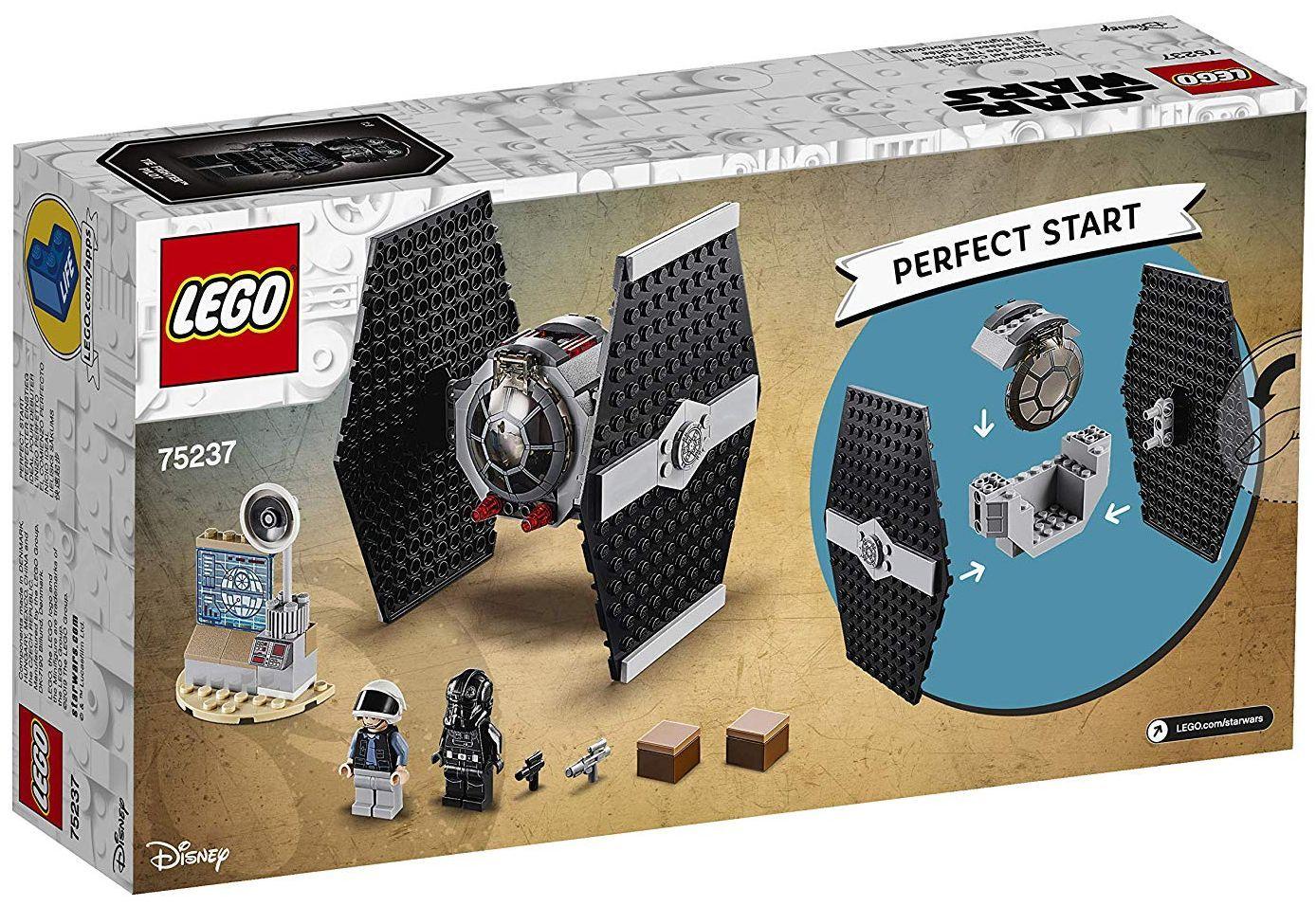 Конструктор Lego Star Wars - TIE Fighter Attack (75237) - 6