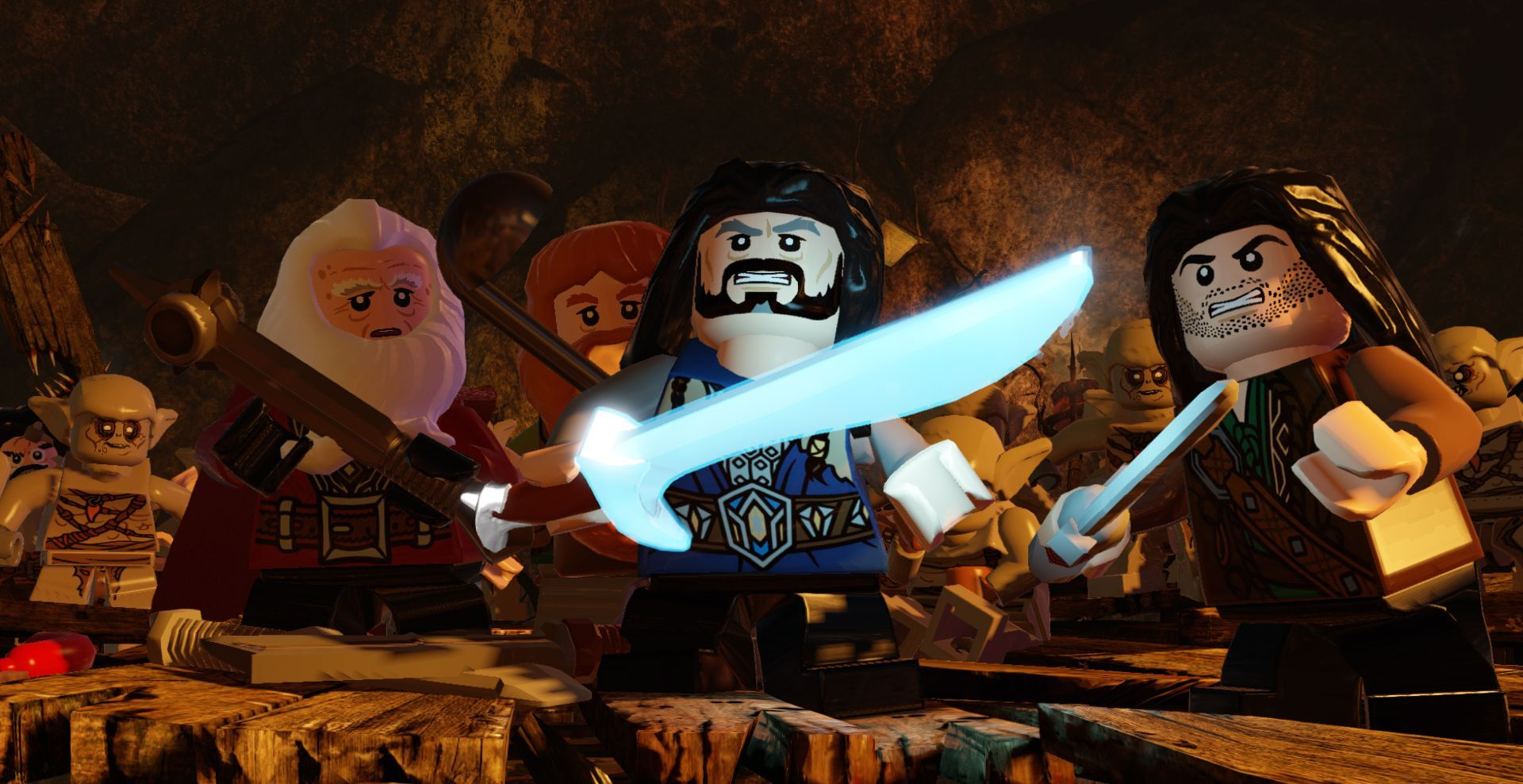 LEGO The Hobbit (Vita) - 4
