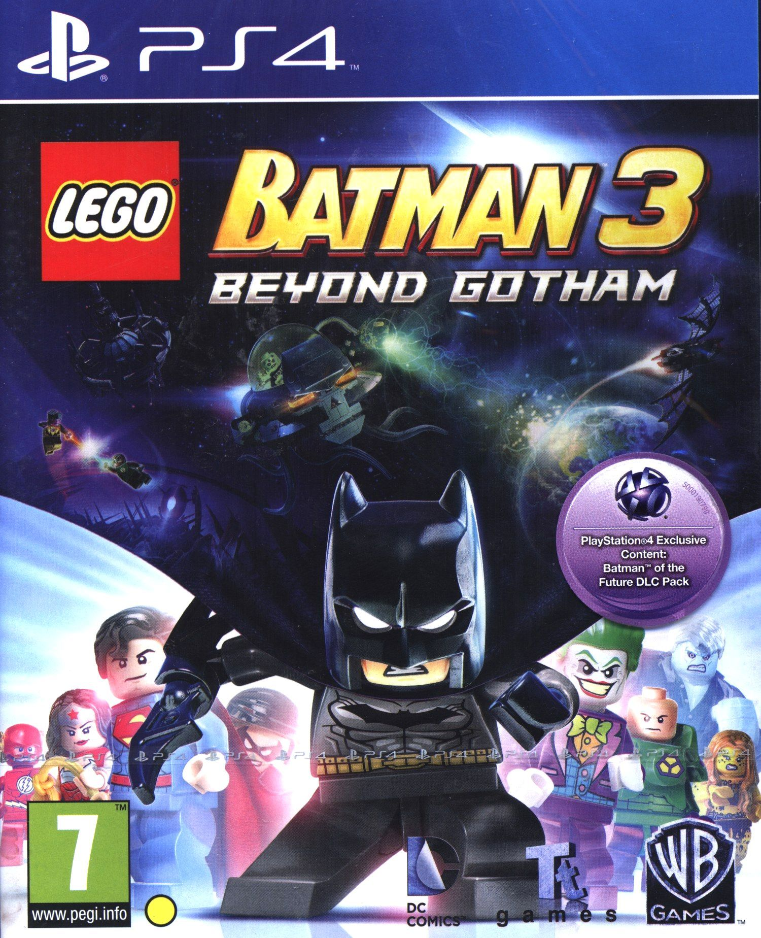 LEGO Batman 3 - Beyond Gotham (PS4) - 3