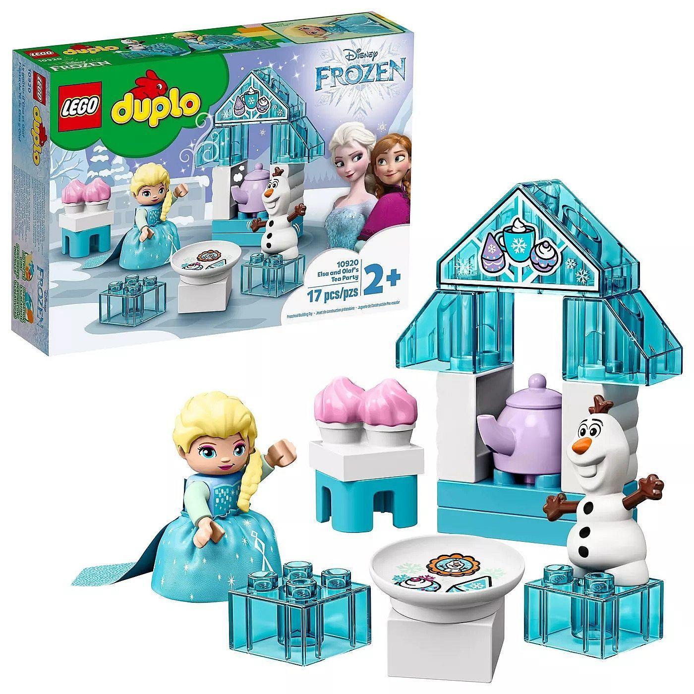 Конструктор Lego Duplo Princess - Чаеното парти на Елза и Олаф (10920) - 3