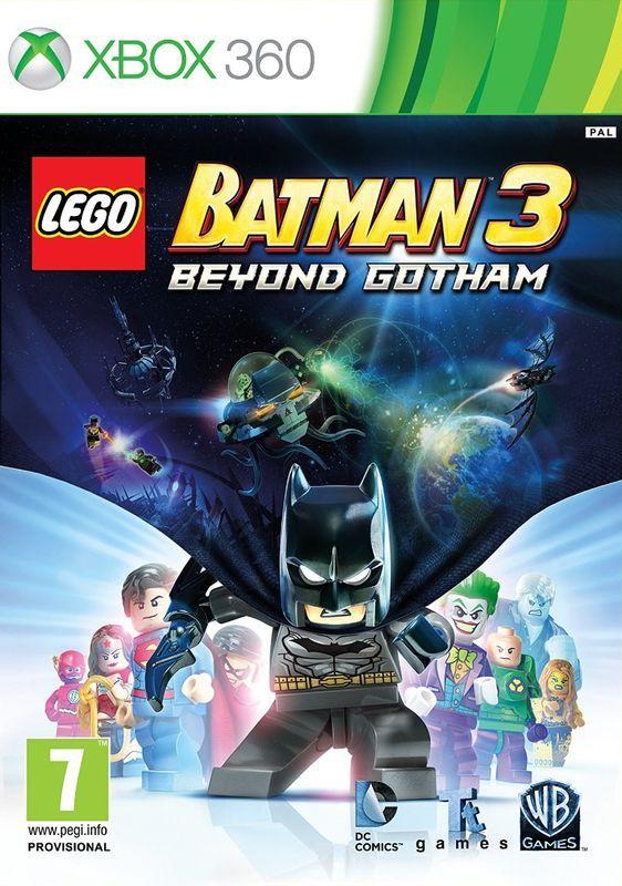 LEGO Batman 3 - Beyond Gotham (Xbox 360) - 8