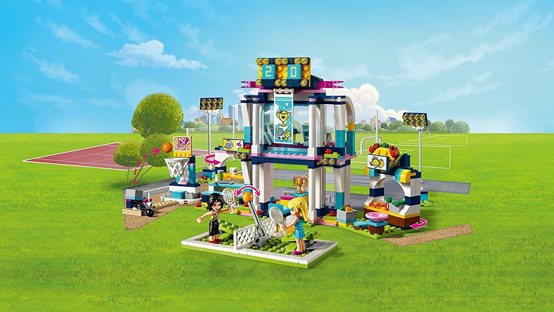 Конструктор Lego Friends - Спортната арена на Stephanie (41338) - 9