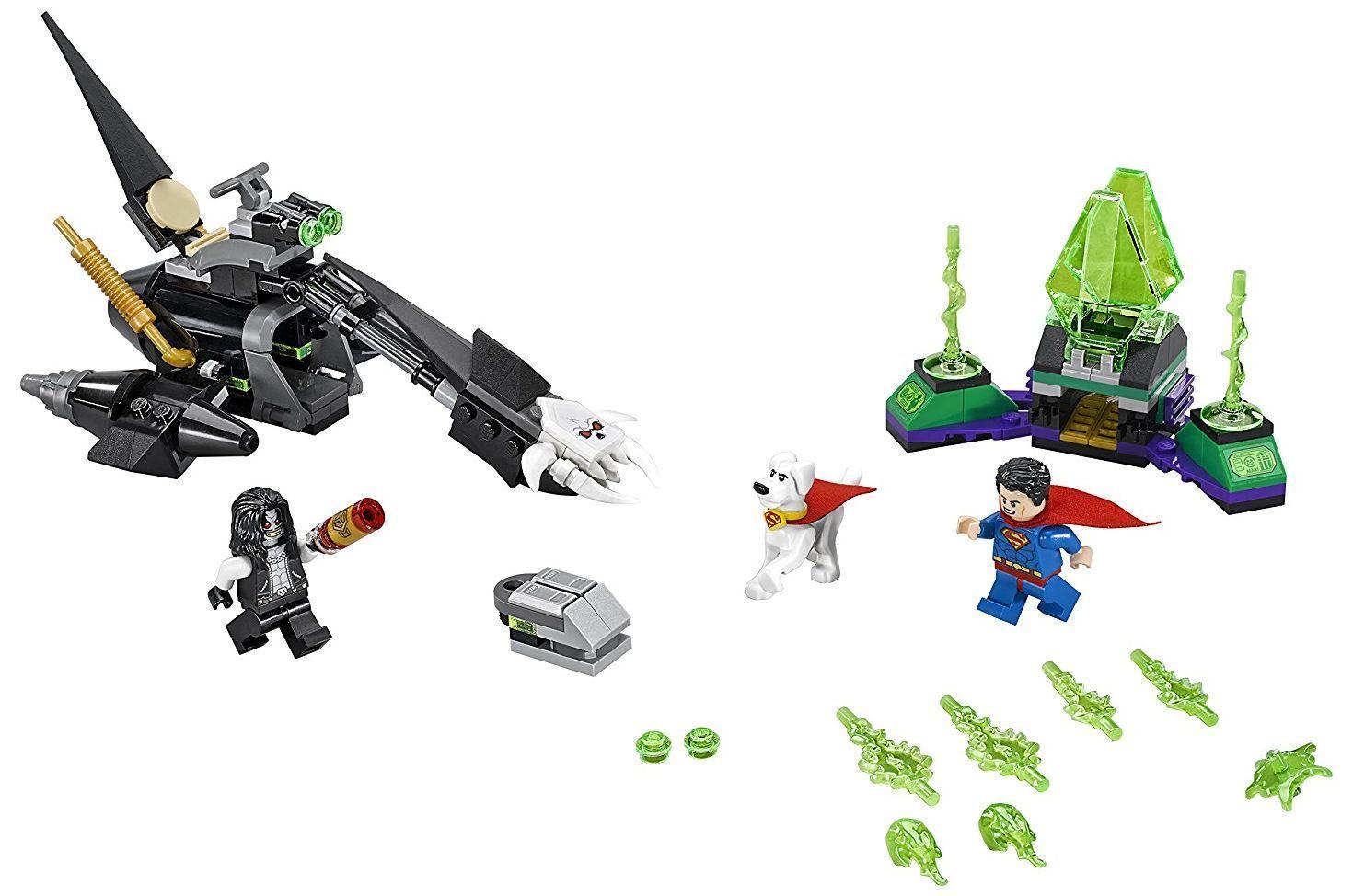 Конструктор Lego Super Heroes - Superman™ & Krypto™ Team-Up (76096) - 8