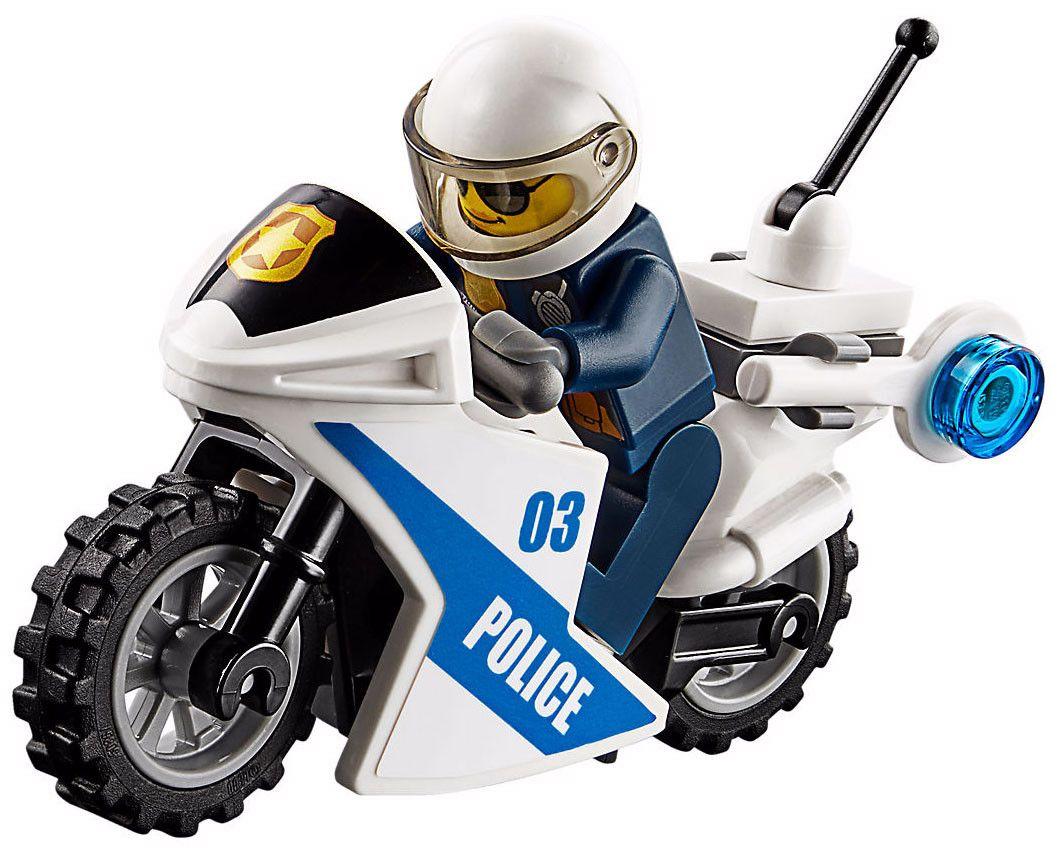 Конструктор Lego City - Мобилен команден център (60139) - 3