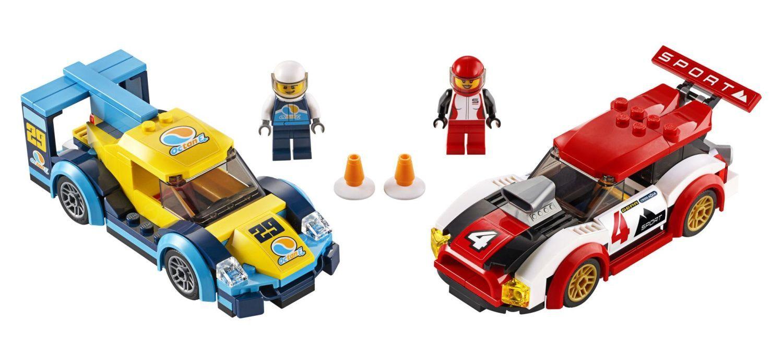 Конструктор Lego City Nitro Wheels - Състезателни коли (60256) - 4