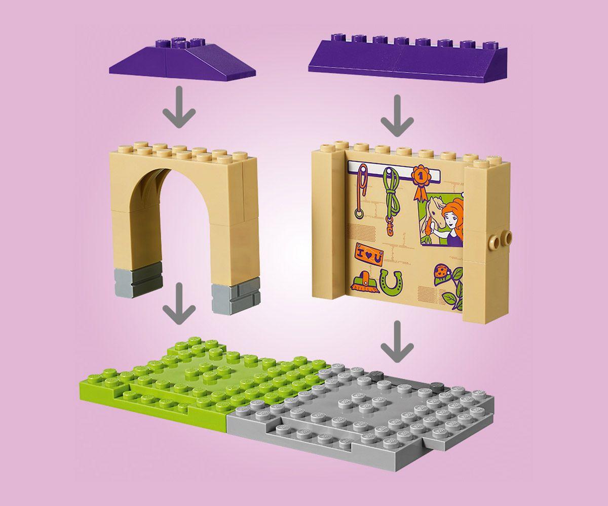 Конструктор Lego Friends - Конюшнята на Mia (41361) - 8