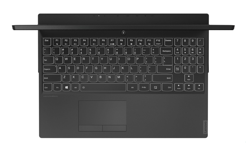 Геймърски лаптоп Lenovo Legion Y540-15IRH, черен - 3