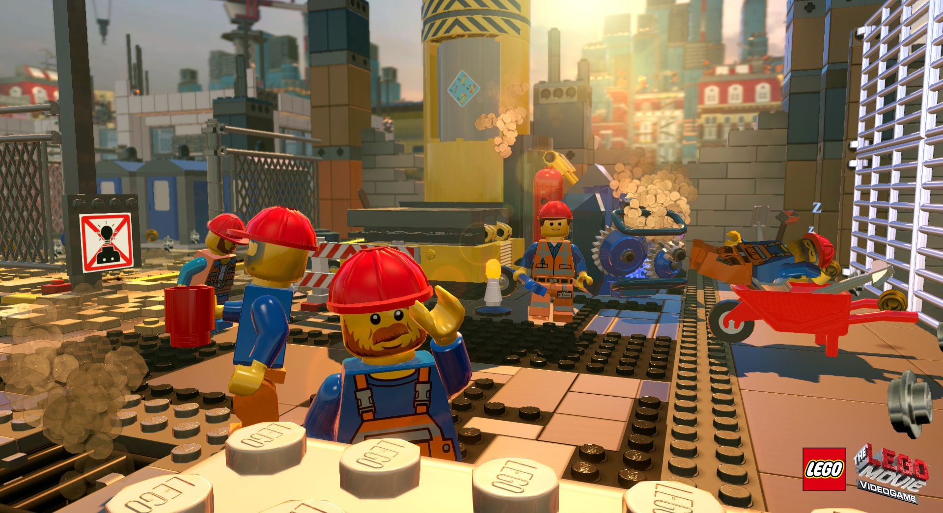 LEGO Movie: The Videogame (PS4) - 5
