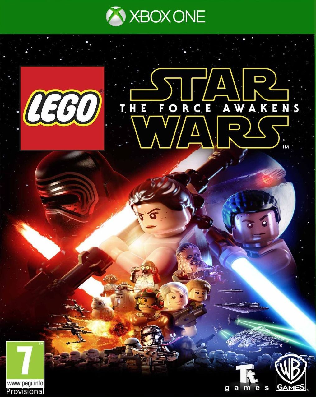 LEGO Star Wars The Force Awakens (Xbox One) - 1