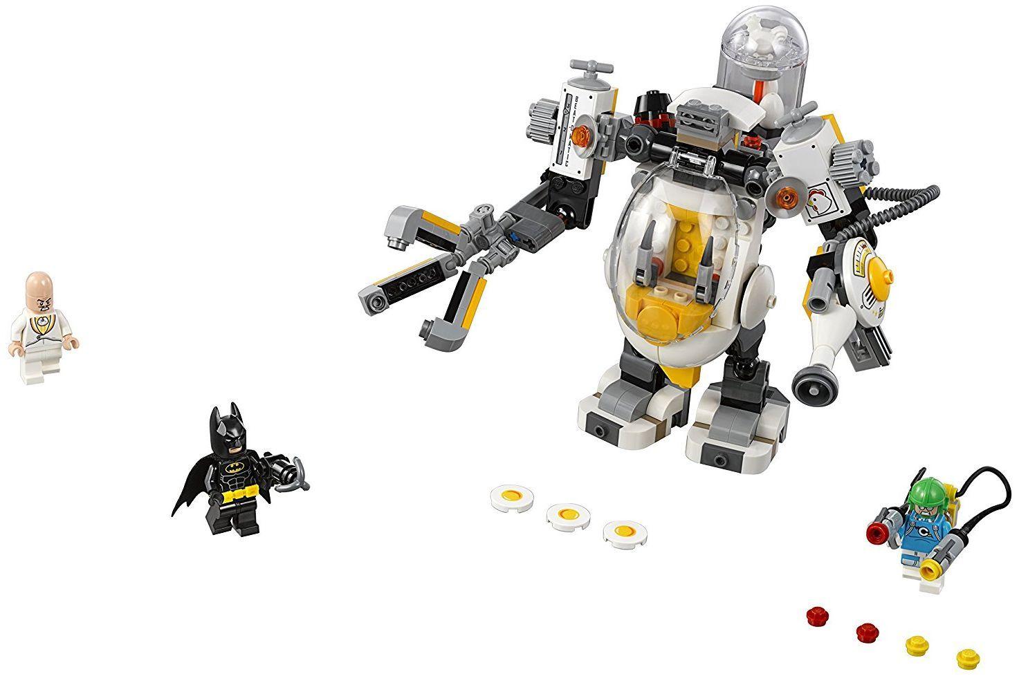 Конструктор Lego Batman Movie - Бой с храна с робота на Яйцето (70920) - 6