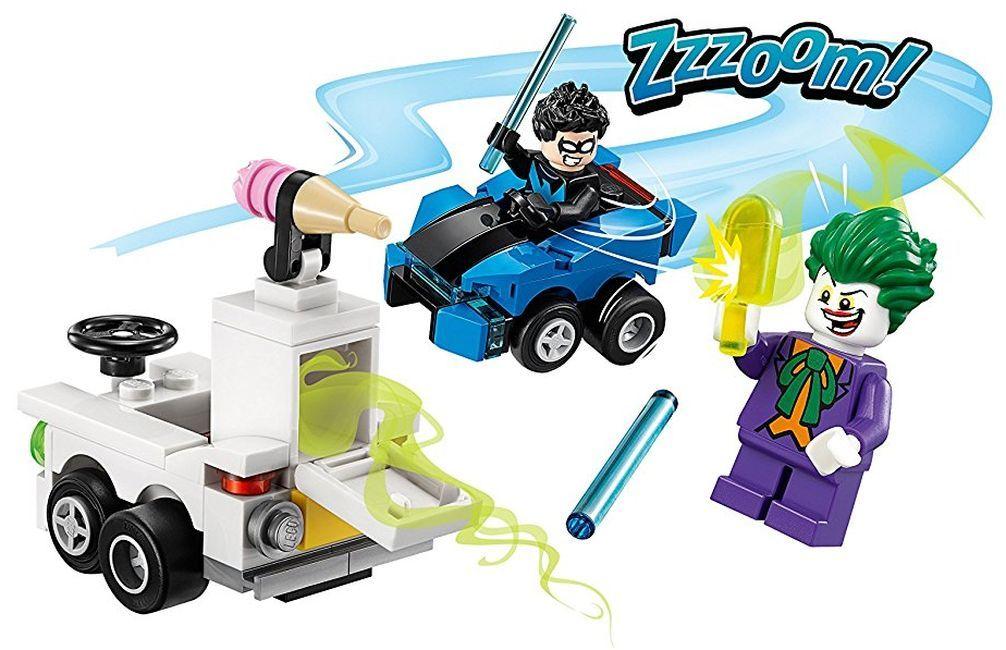 Конструктор Lego Super Heroes - Mighty Micros: Nightwing™ vs. The Joker™ (76093) - 5