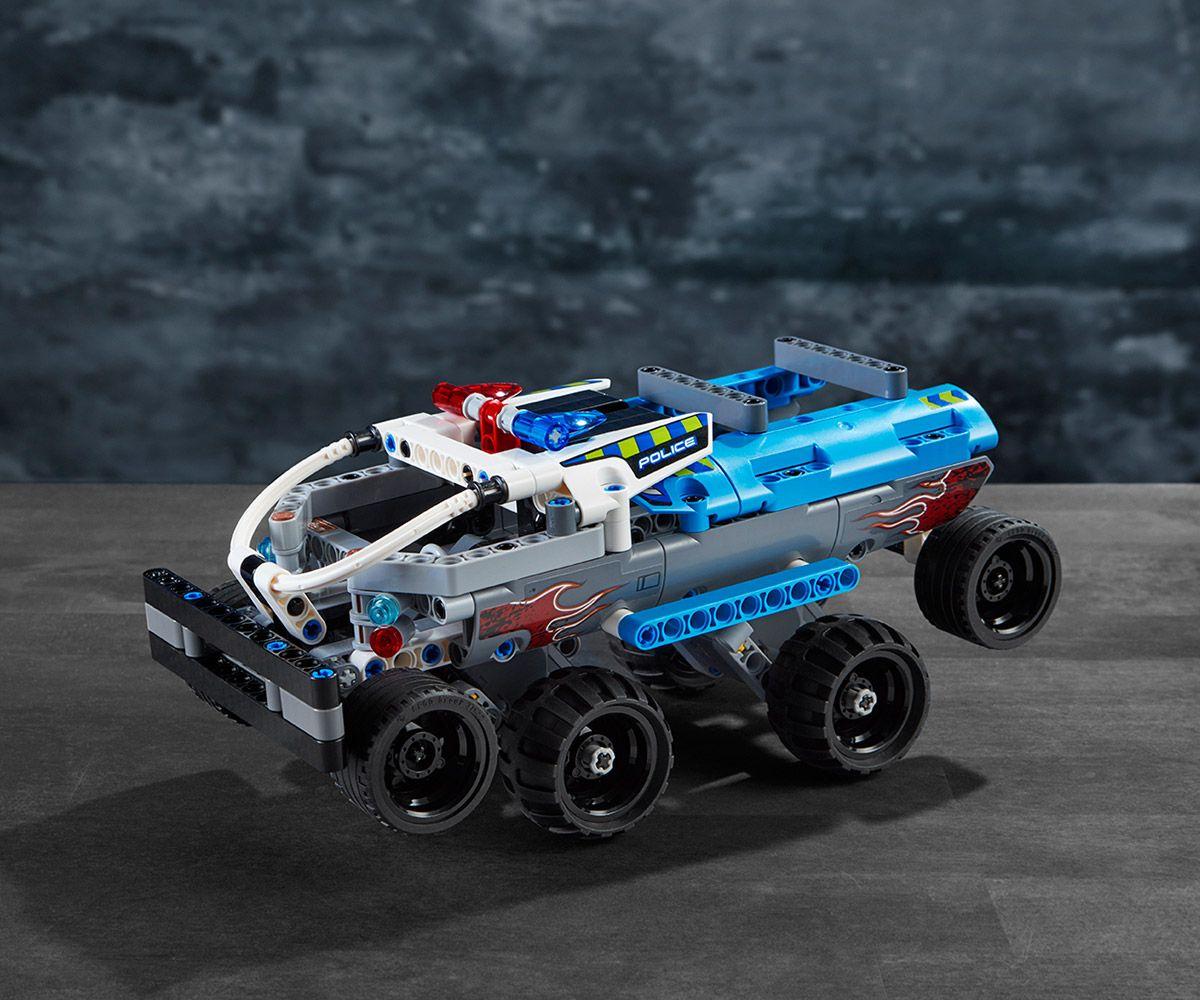 Конструктор Lego Technic - Камион за бягство (42090) - 7