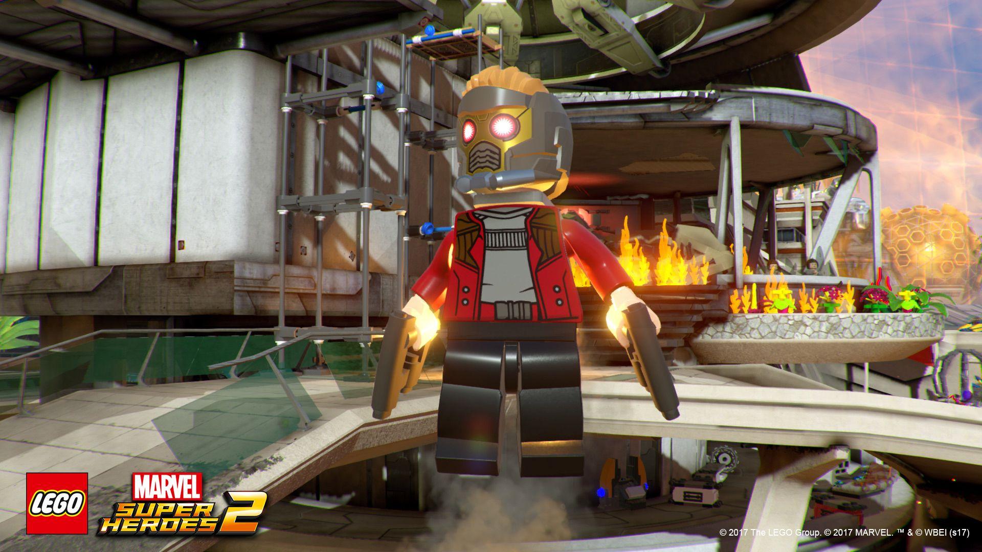 LEGO Marvel Super Heroes 2 (Nintendo Switch) - 3