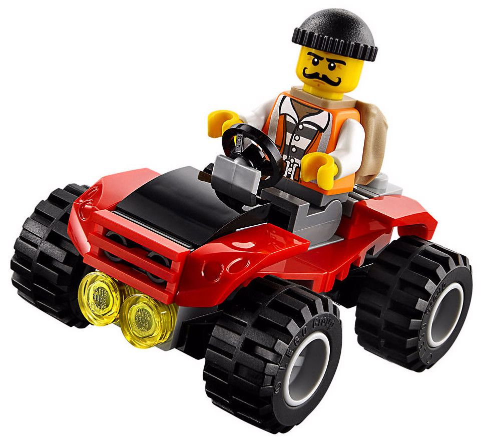 Конструктор Lego City - Мобилен команден център (60139) - 5