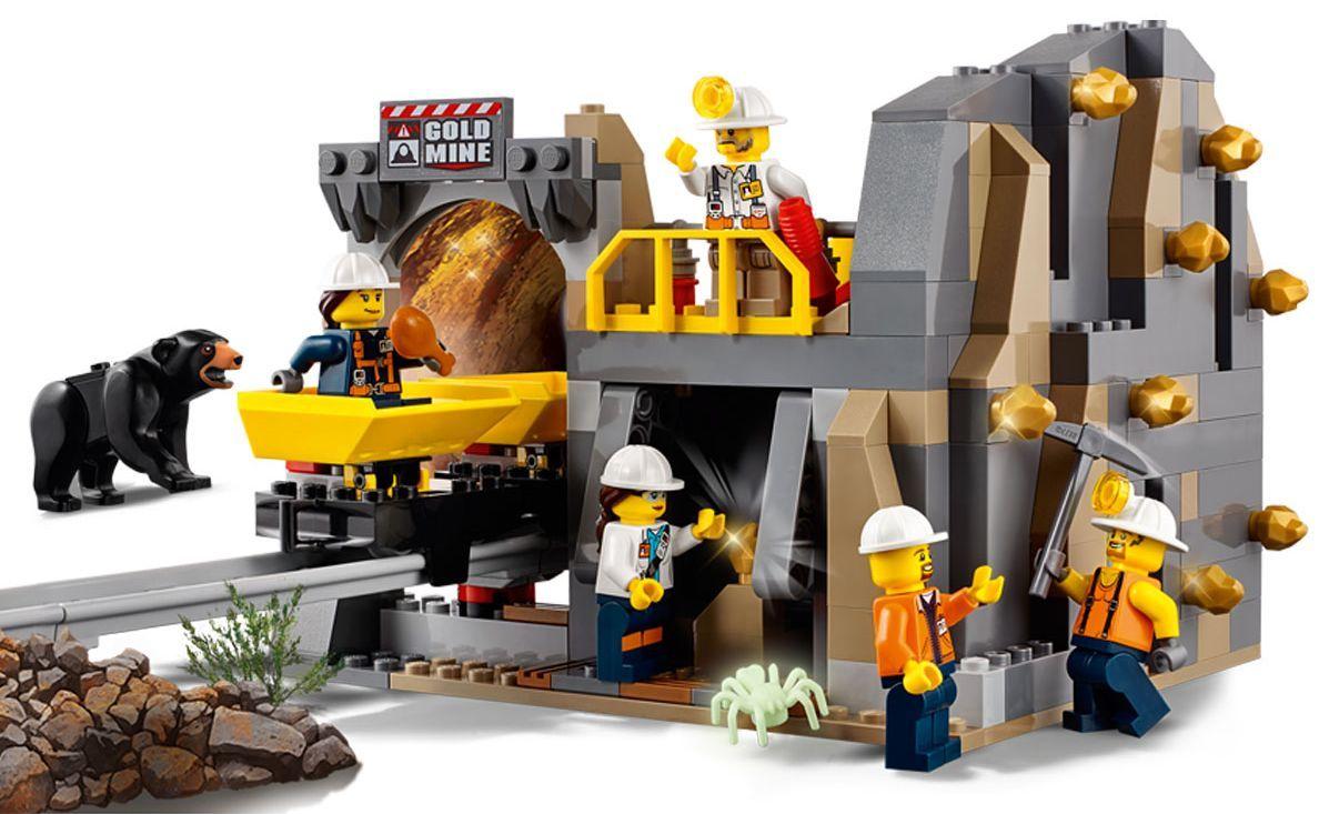 Конструктор Lego City - Място за експерти (60188) - 4