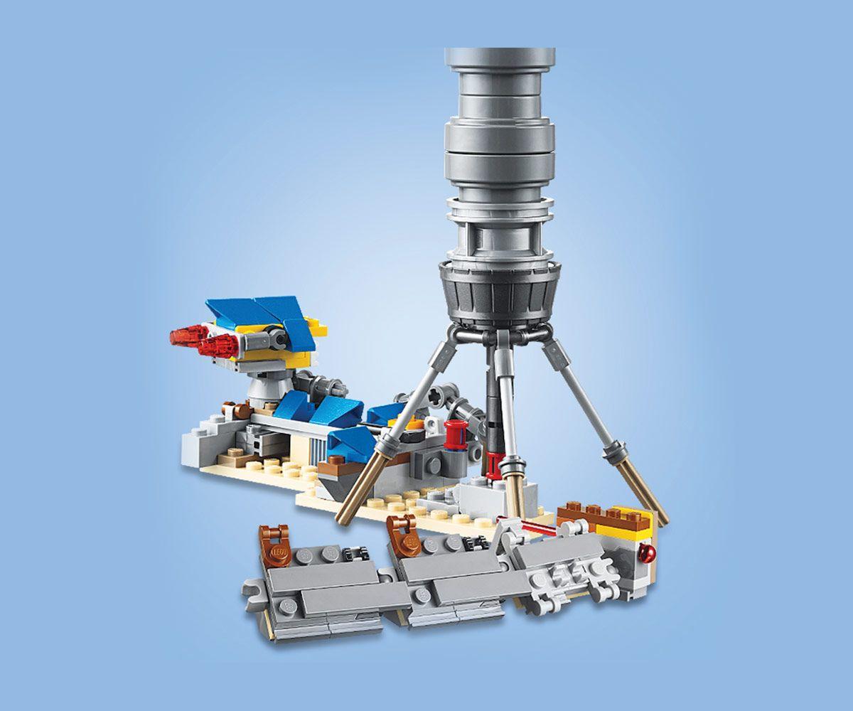 Конструктор Lego Movie 2 - Къща-мечта/ракета за бягство на Емет (70831) - 10