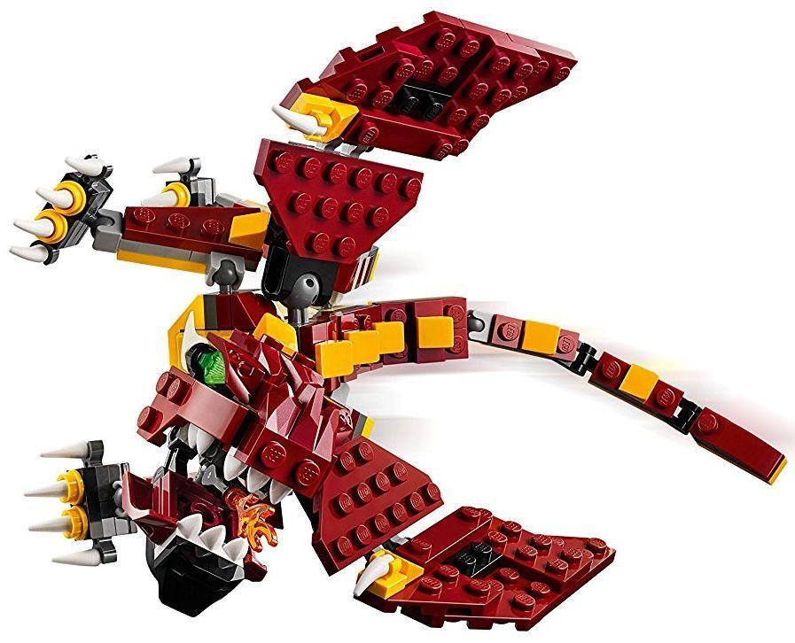 Конструктор Lego Creator - Митични същества (31073) - 9
