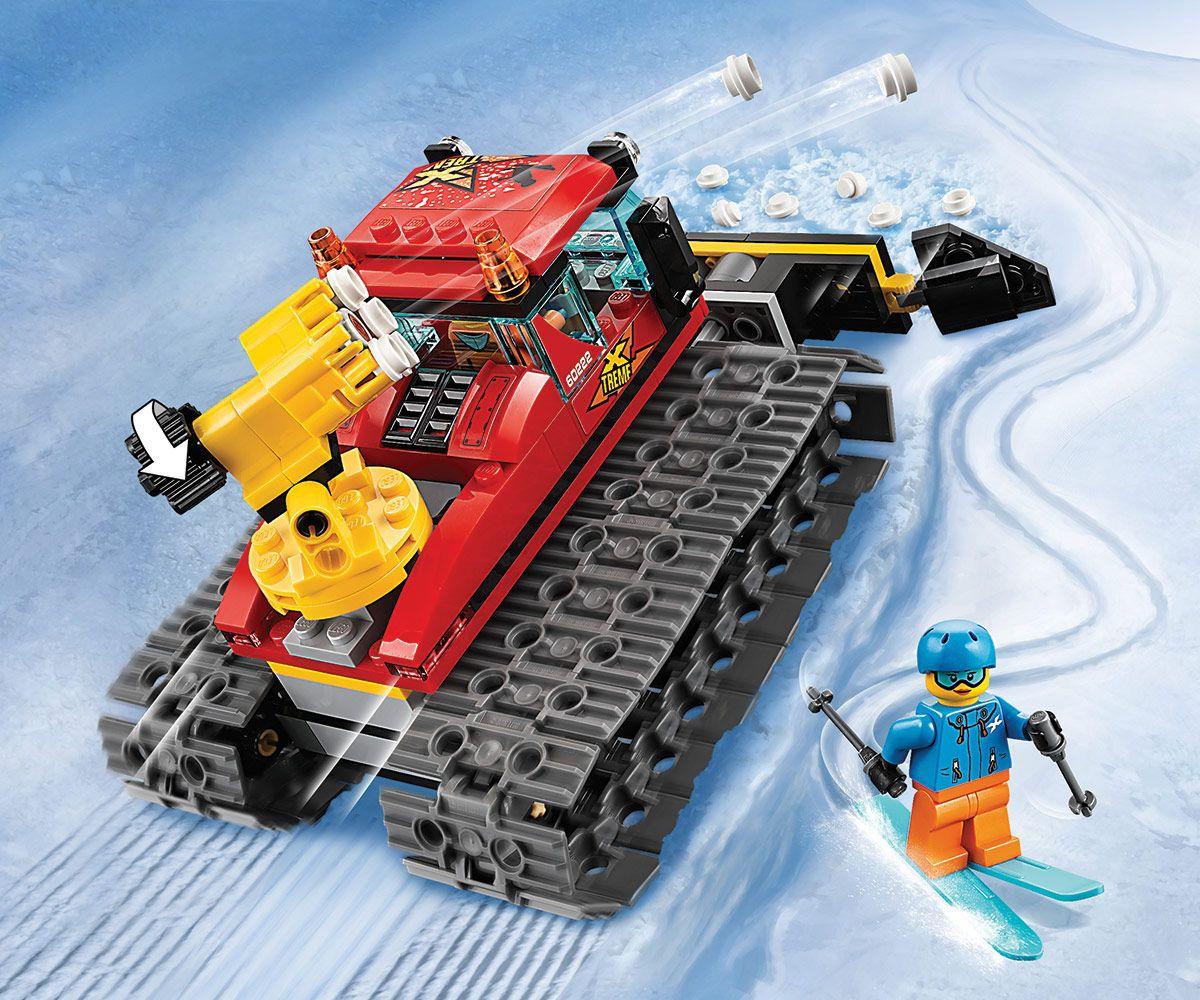 Конструктор Lego City - Ратрак (60222) - 4