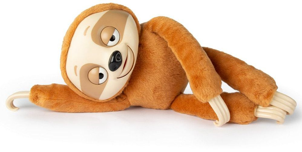 Интерактивна плюшена играчка IMC Toys - Ленивец Mr Slooou - 3