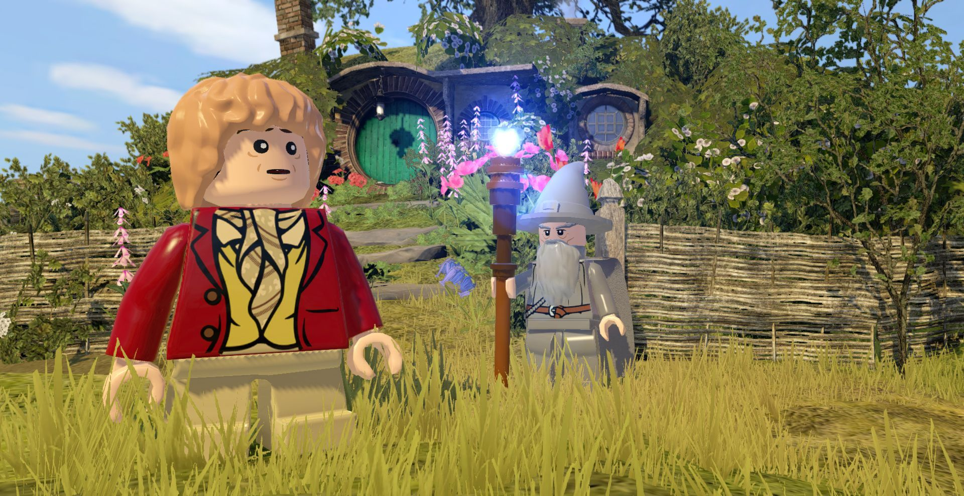 LEGO The Hobbit (Vita) - 5