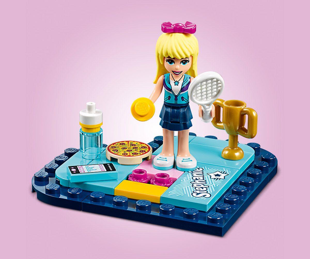 Конструктор Lego Friends - Кутията с форма на сърце на Stephanie (41356) - 4