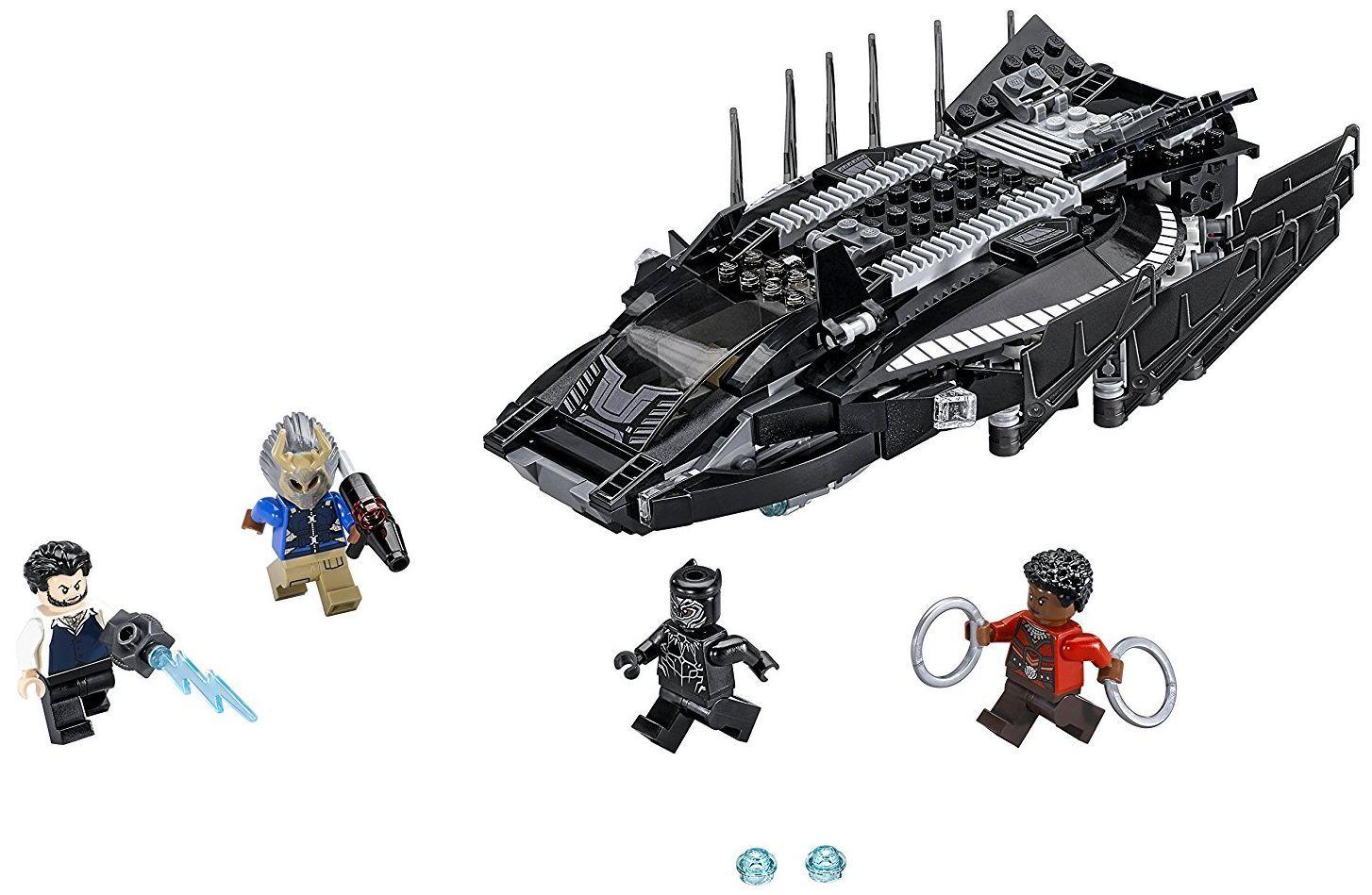 Конструктор Lego Super Heroes - Royal Talon Fighter Attack (76100) - 8