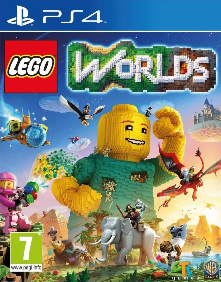 LEGO Worlds (PS4) - 1