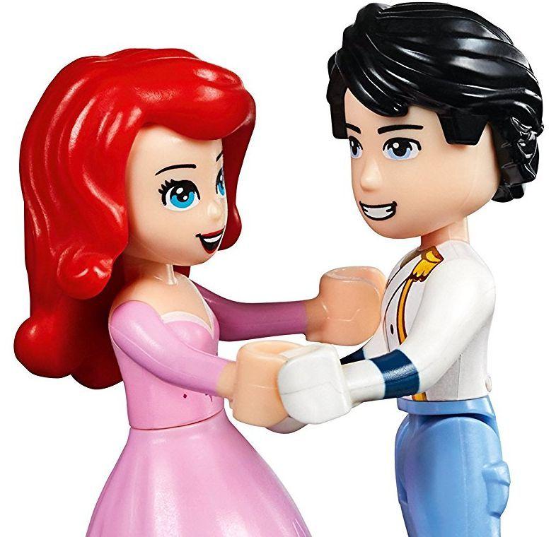Конструктор Lego Disney Princess - Кралската лодка за празненства на Ариел (41153) - 3