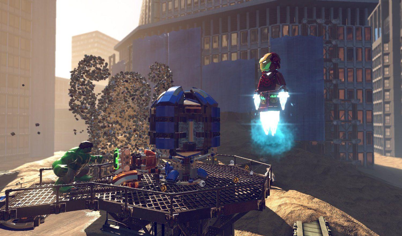 LEGO Marvel Super Heroes (Xbox One) - 6