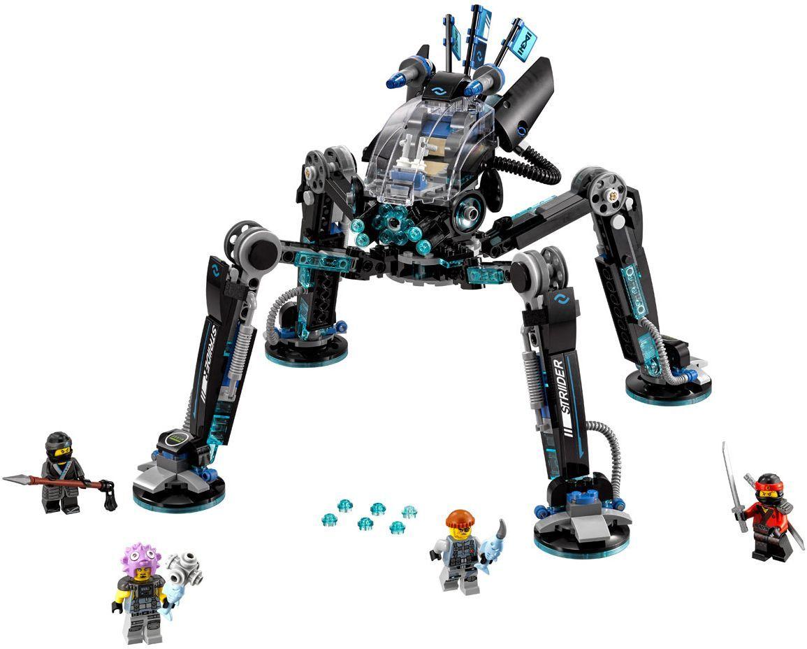 Конструктор Lego Ninjago - Водомерка (70611) - 9