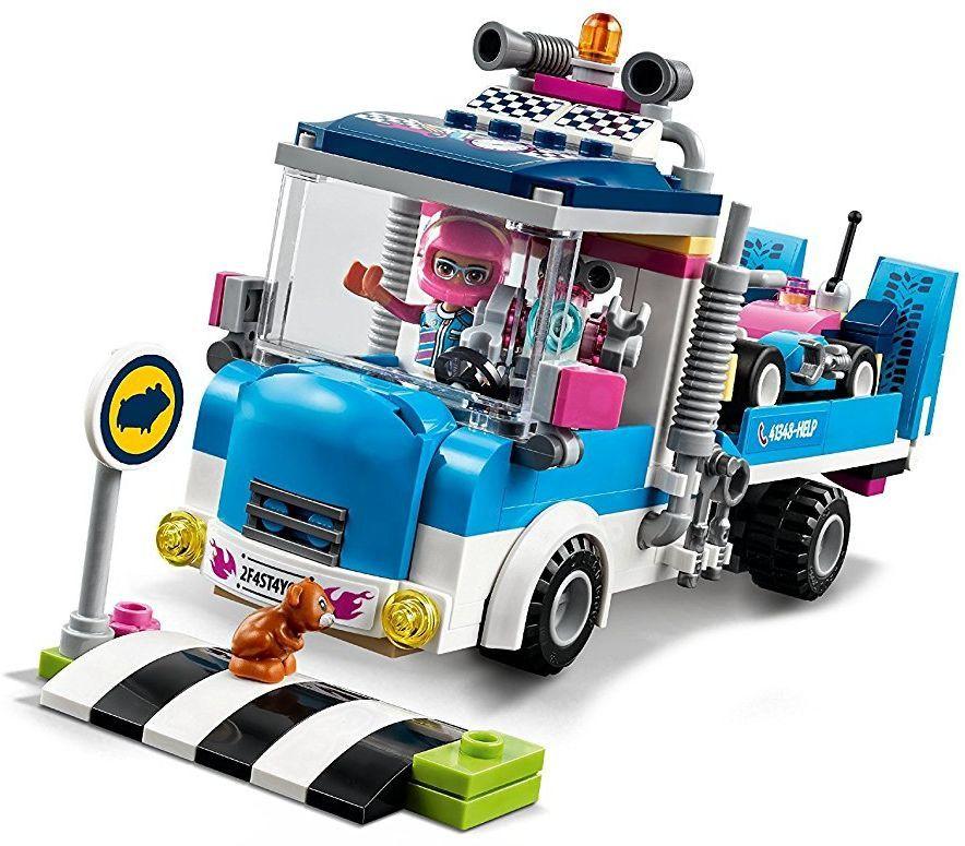 Конструктор Lego Friends - Камион за обслужване (41348) - 9