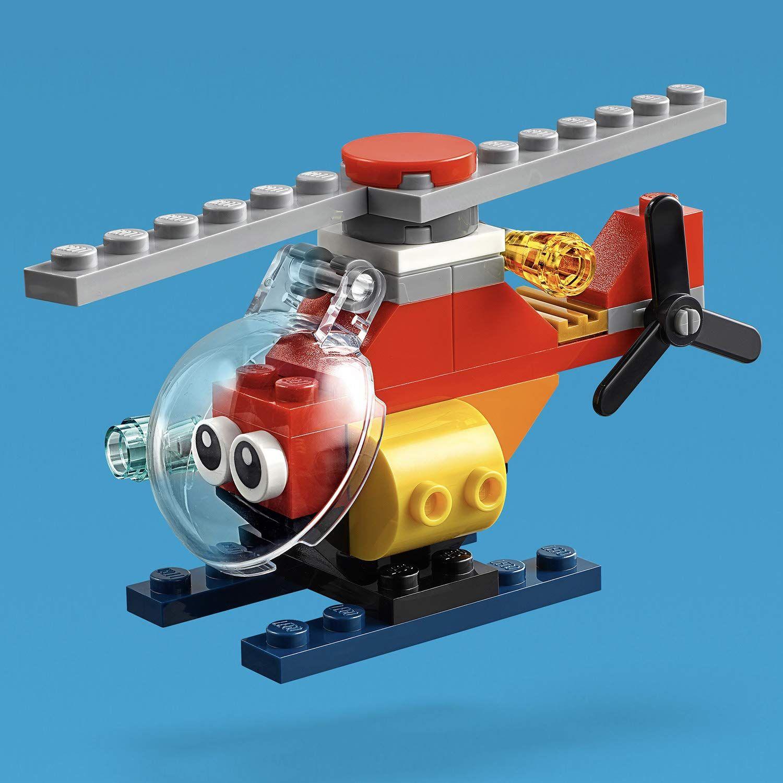 Конструктор Lego Classic - Тухлички и очи (11003) - 4