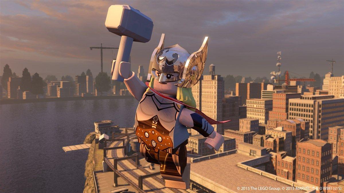LEGO Marvel's Avengers (Xbox 360) - 4