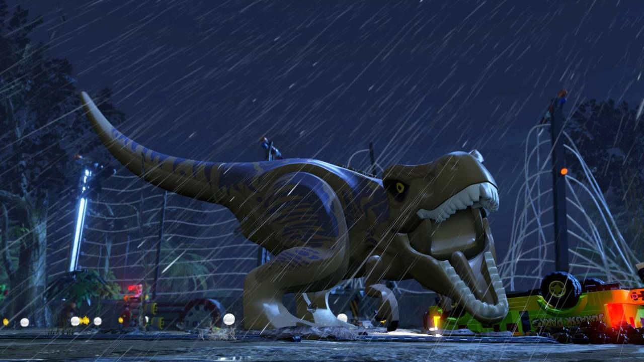 LEGO Jurassic World (PC) - 5