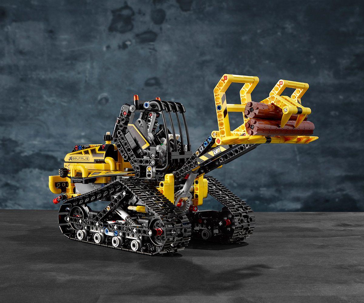 Конструктор Lego Technic - Верижен товарач (42094) - 7