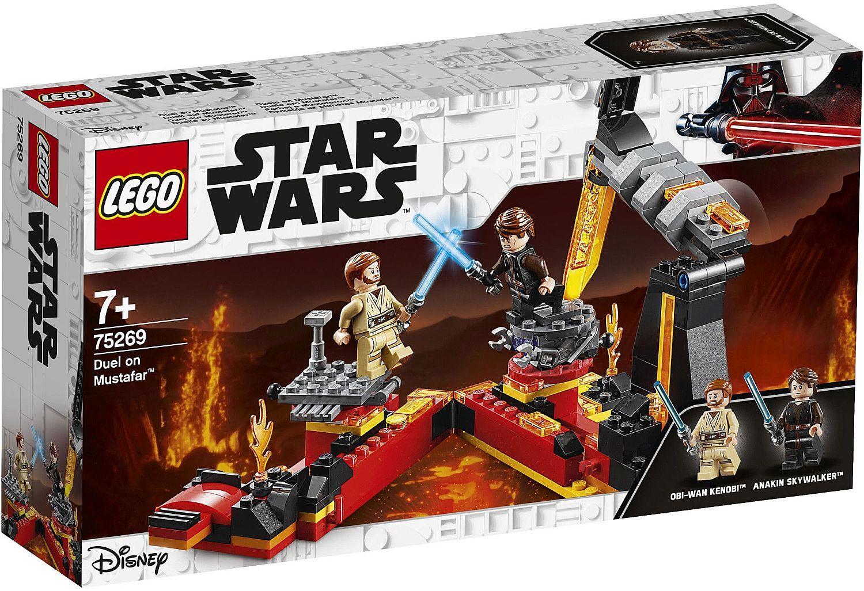 Конструктор Lego Star Wars - Дуел на Mustafar (75269) - 1