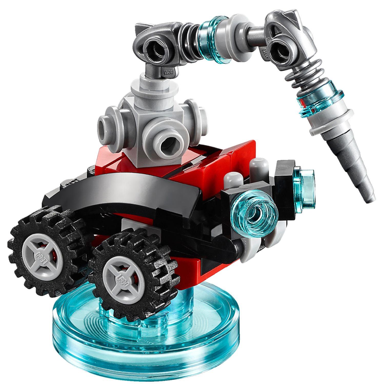 Конструктор Lego Dimensions - Bane & Drill Driver - 5