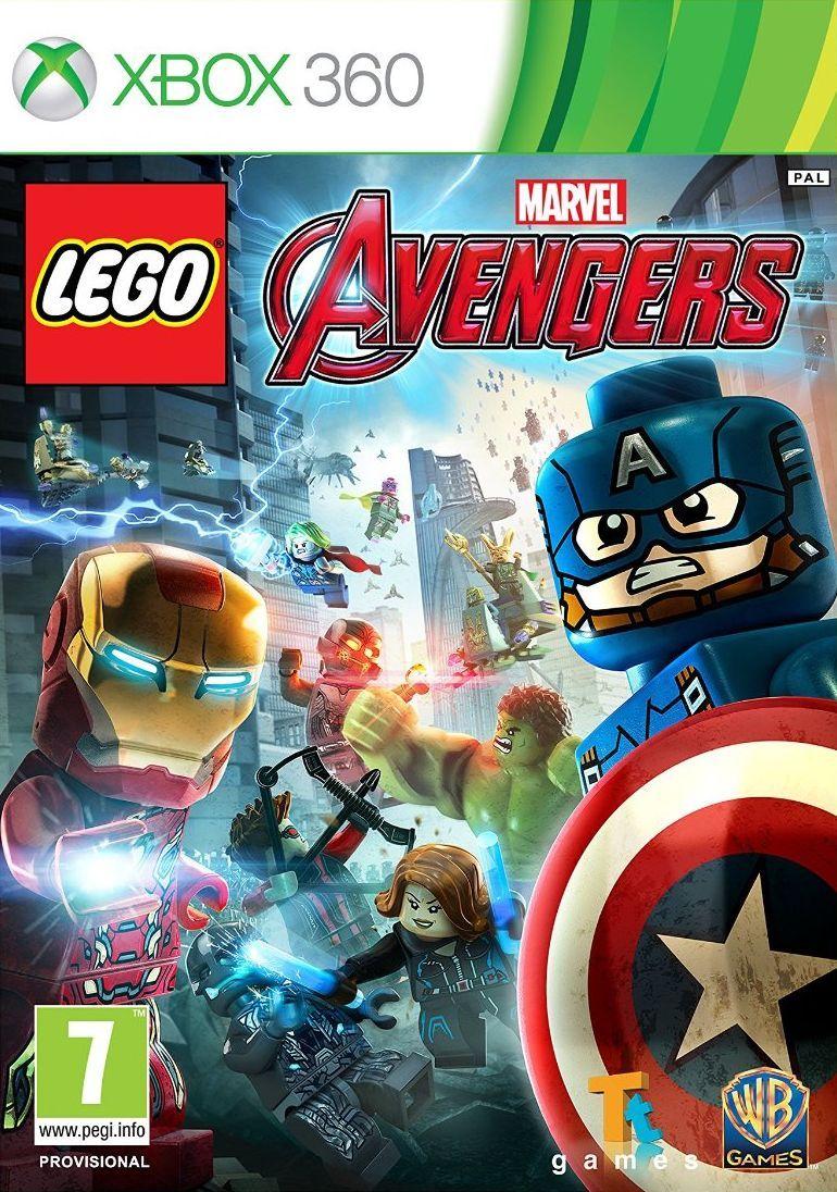 LEGO Marvel's Avengers (Xbox 360) - 1