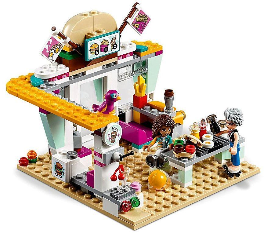 Конструктор Lego Friends - Дрифт вечеря (41349) - 5